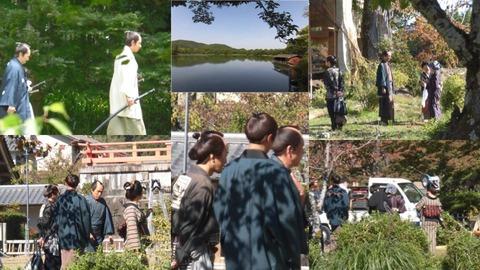 5周年:大澤池撮影