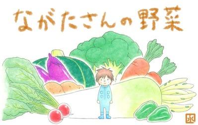 ながたさんの野菜