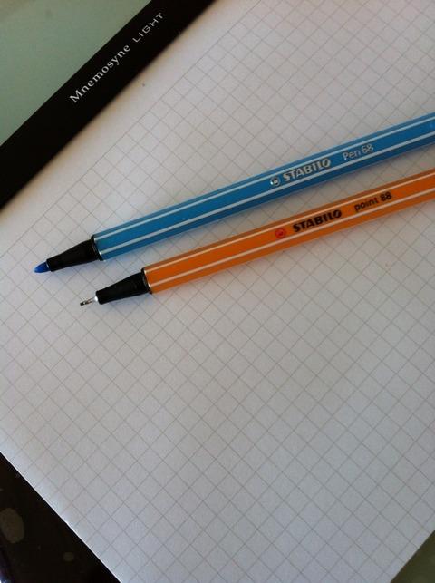 「マインドマップ」は手書きが一番