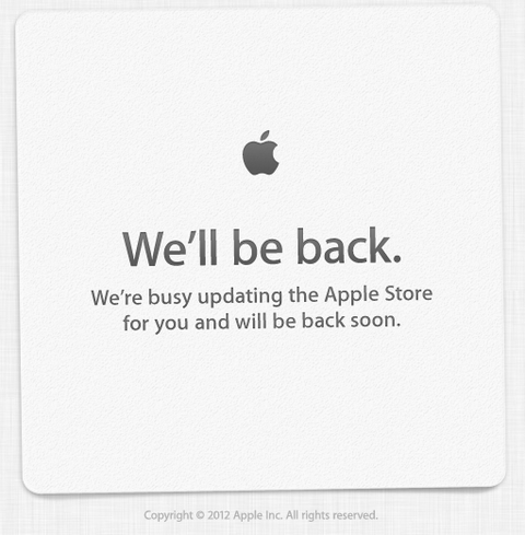 今回も来ました「Apple Store」