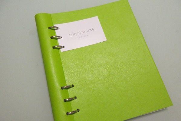 「ナイスなミドル」も使おうぜ! filofax「clip book」