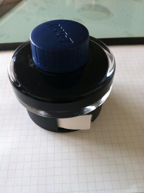 好みのインクをいろんな万年筆で使う ダイソー「注射器型スポイト」