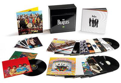 ビートルズのビニール盤Box Set
