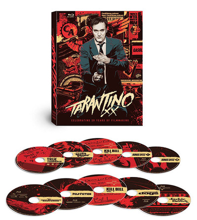 Tarantino XX 8-Film Collection