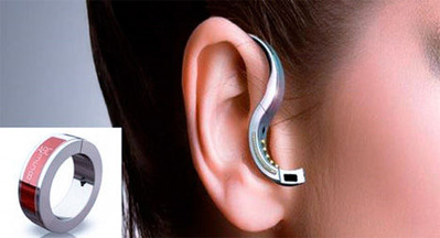 O.R.B (orbital ring Bluetooth)