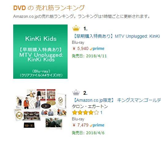 DVDベストセラー