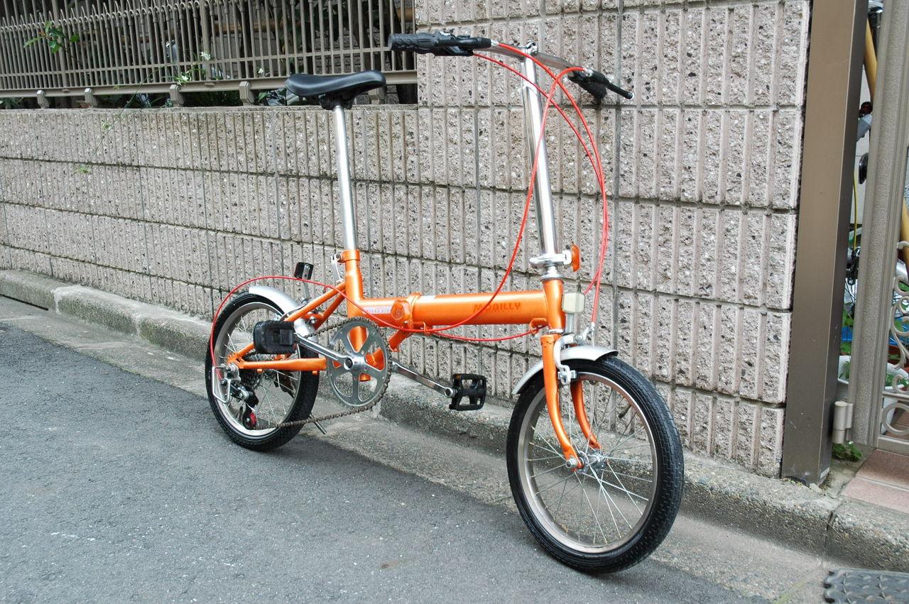 ... 自転車に乗りたくなりましてね