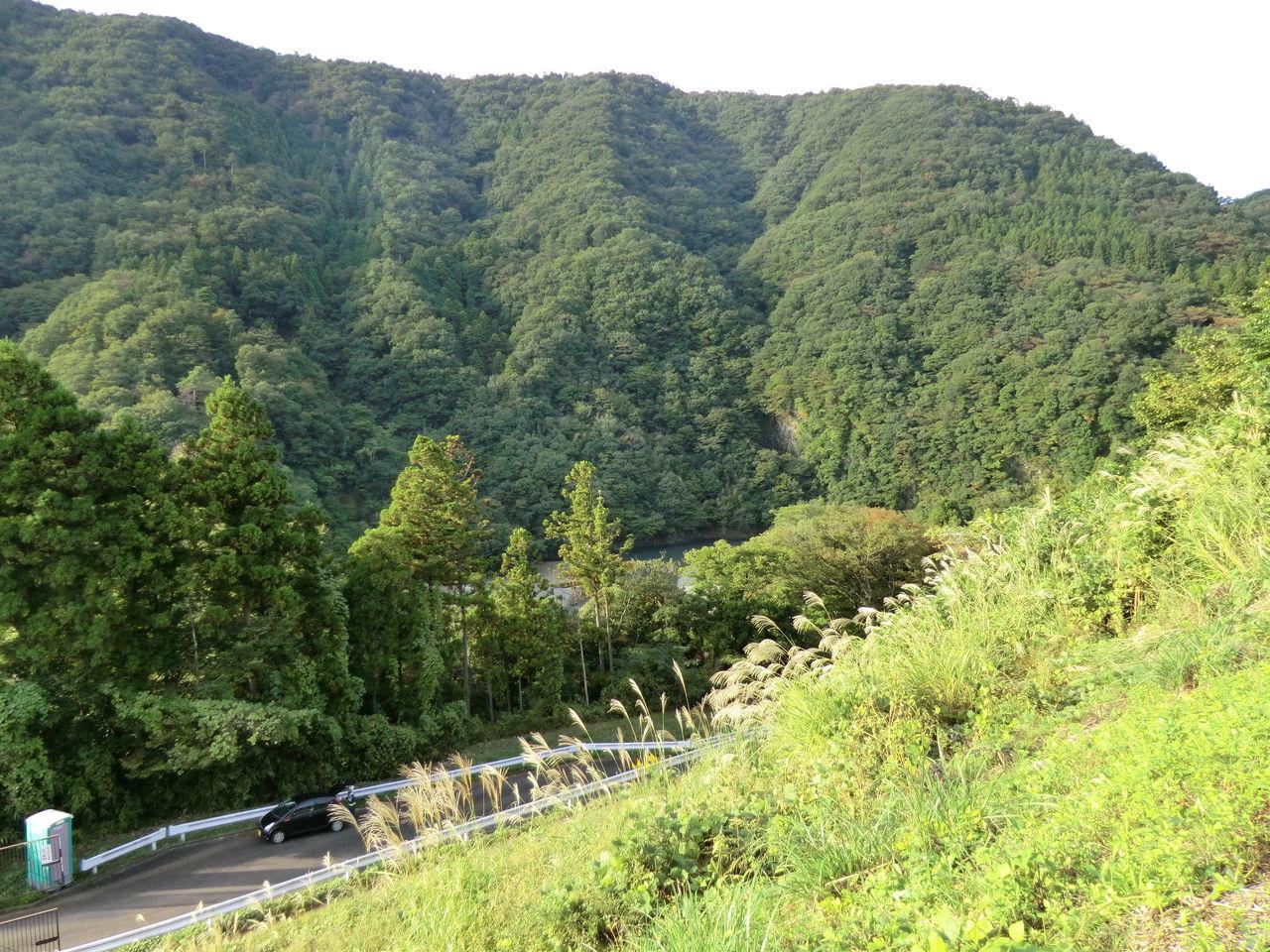 と思い神奈川LA-7奥相模湖・ JA1IQUの気ままな移動運用 : 神奈川県相模原市緑区 JCC