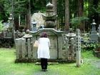 高野山「筑前黒田家」墓所