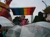 雨のパレード ミニーちゃん