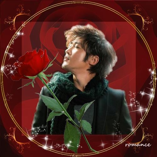 薔薇とジェウク