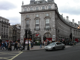 Virgin Megastore @Piccadilly Circus