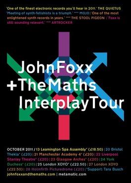 JohnFoxxAndTheMaths_InterplayTour_Flier