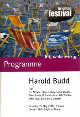 Brighton Festival Programme