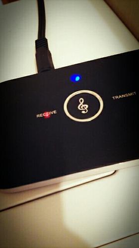Bluetooth導入。