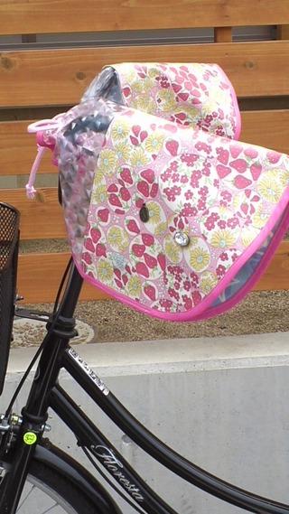 Steely Bishopさん 自転車ハンドルカバー