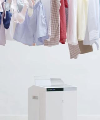 衣類乾燥除湿器