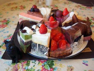 本日のケーキ0210