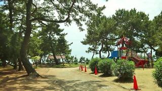 魚住 住吉神社公園