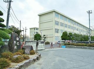平岡中学校2