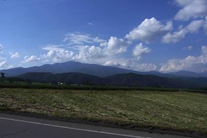 北軽井沢浅間山