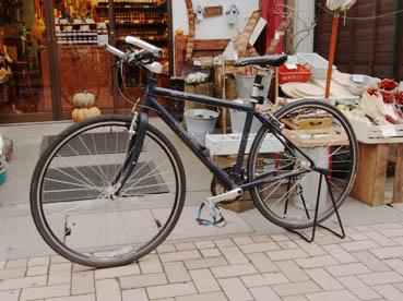 ジャムこばやしの自転車