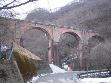 横川メガネ橋