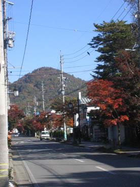 軽井沢紅葉