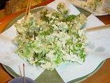 春野菜の天ぷら♪