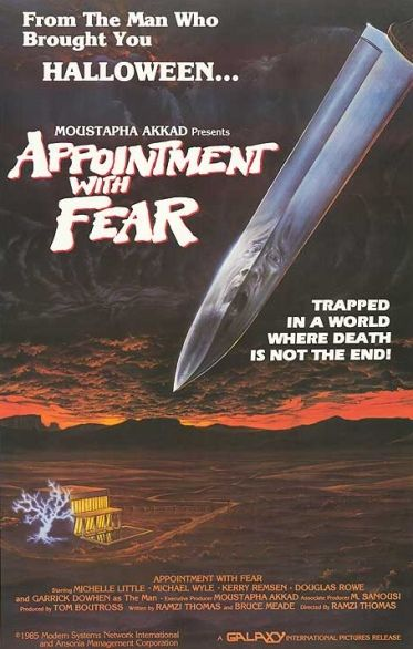 appointment with fear poster8
