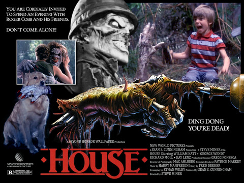 house-poster-1986-steve-miner-fred-dekker