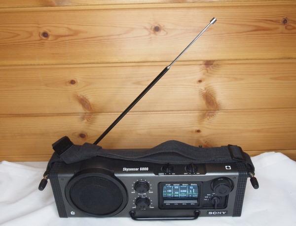 ソニー スカイセンサー ICF6000 (4)