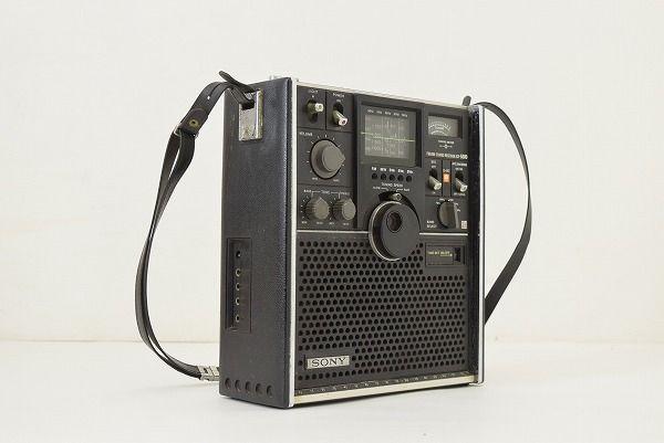 SONY ICF-5800 スカイセンサー (3)