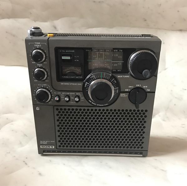 ソニー スカイセンサー ICF-5900