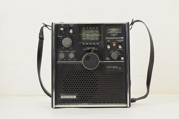 SONY ICF-5800 スカイセンサー