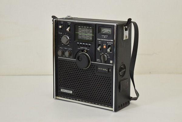 SONY ICF-5800 スカイセンサー (1)