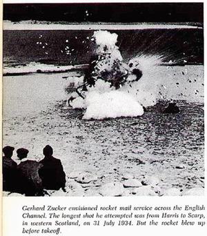 Exploding-Rocket
