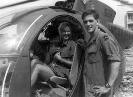 bobbie-the-weather-girl-visiting-the-199th-light-infantry