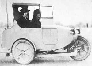 Martin-Scootmobile