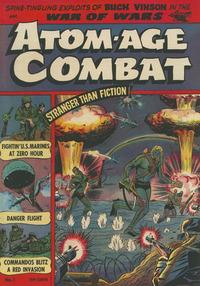 Atom Age Combat 1952#1 (#1)