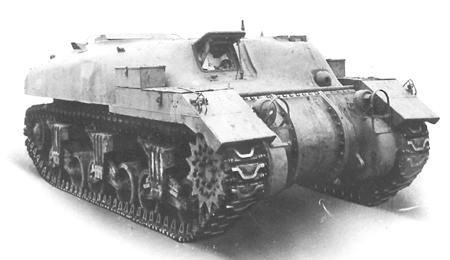 カンガルー装甲兵員輸送車