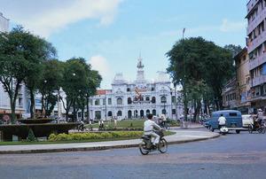 Nguyen Hue Street 1966