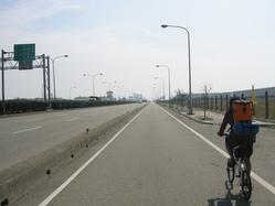 2008.3.1 PM13:58 台中縣悟棲鎮、台17線臨港路