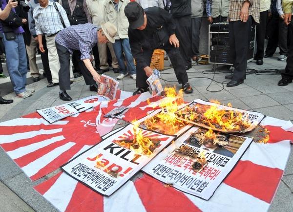 韓国 『全方位に反日扇動する「官製ナショナリズム」を懸念する』