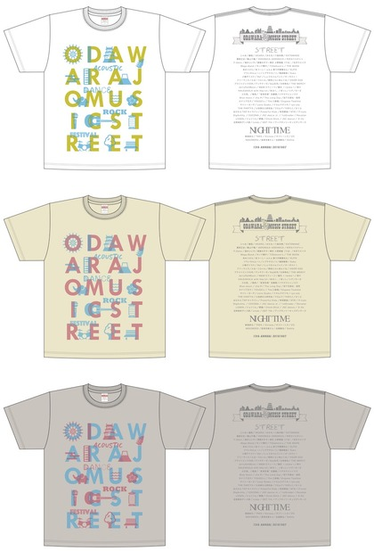 OMS12th_GOODS_Tシャツs