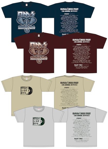OMS13th_GOODS_Tシャツ