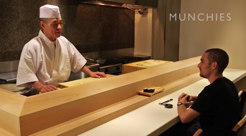 英語で学ぶ寿司のマナー講座 一見の価値アリです!