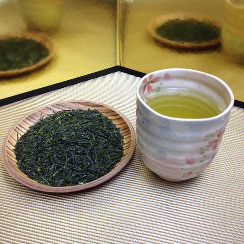 22444 Organic Fukamushi 1st flush 3