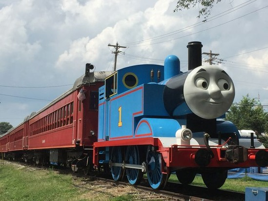 Day Out With Thomas�������פ��֤�˥˥��ҤˤĤ���