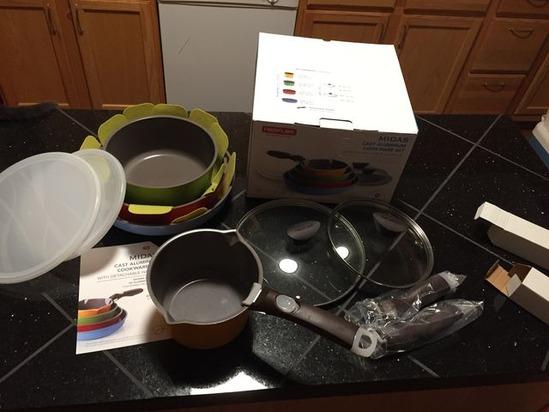 調理器具の買い替え